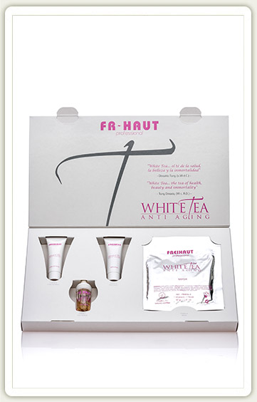 Кит White Tea Neodermil