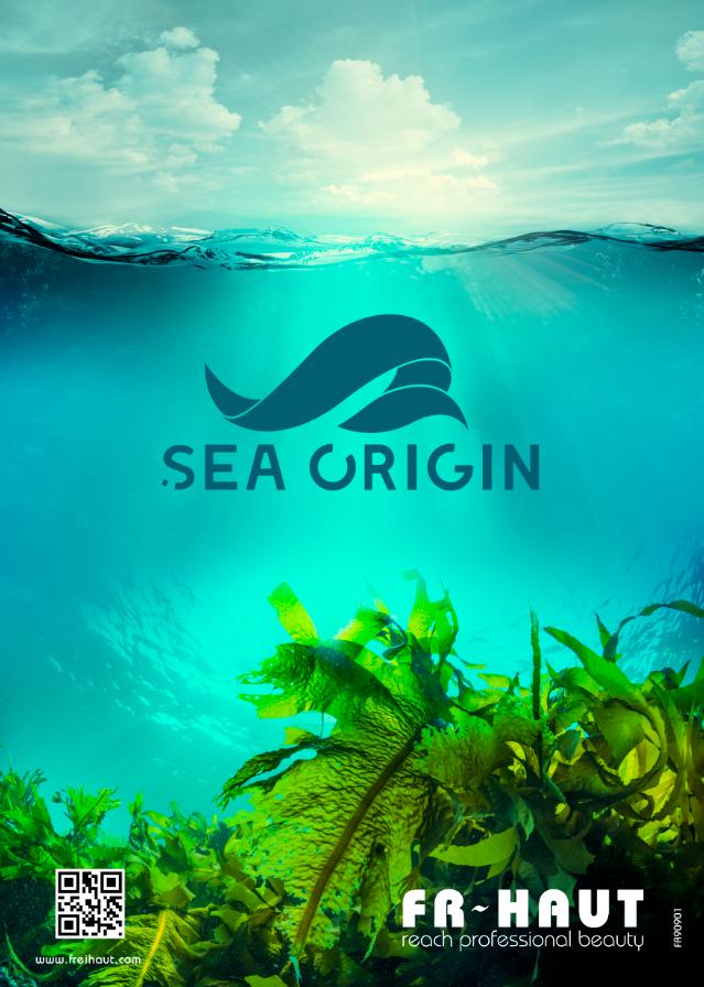 Poster Sea Origin FR90901